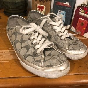 Women's Coach Shoes GUC! Very Little Wear